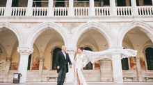 Stephanie & Craig - Romantic elopement in Venice, Italy