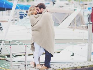 Joe & Chrissy - Sailing engagement session