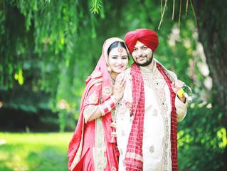 Jasmine and Amarjeet