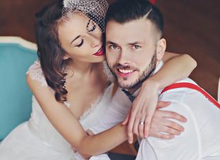 vintage inspired Valentine`s Day- Ryan & Clarissa