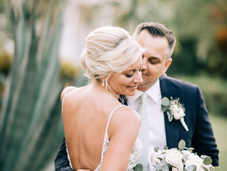 Jamie & Doug - Beach wedding perfection at Dreams Resort in Tulum, Mexico