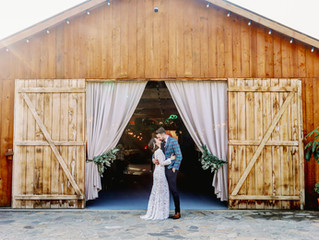 Stefania & Razvan - Glam boho wedding at The Green Spot in Romania