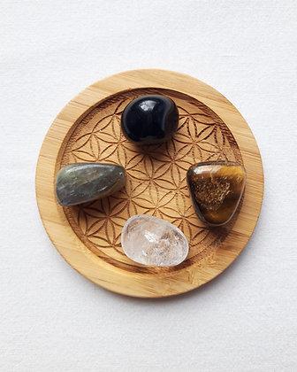 Lot pierres naturelles PROTECTION