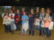 AOCS horse show champions