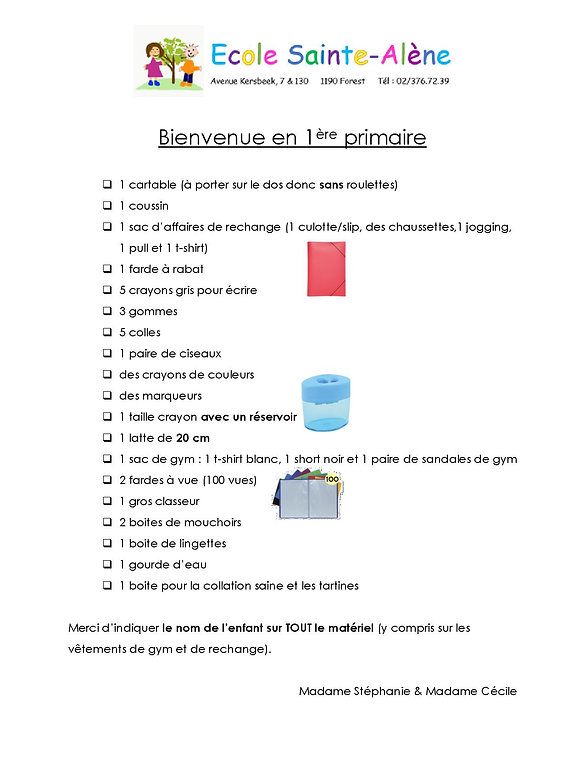 Liste P1