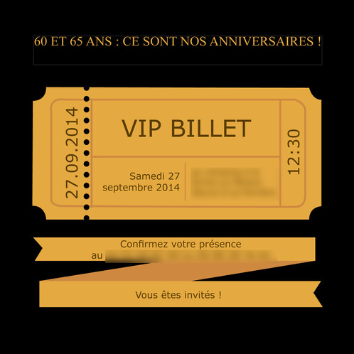 invitation anniversaire cin ma am67 montrealeast. Black Bedroom Furniture Sets. Home Design Ideas
