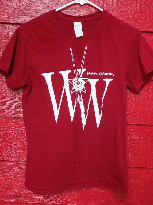 "Weekend Of Wizardry Tee ""eye wand"""