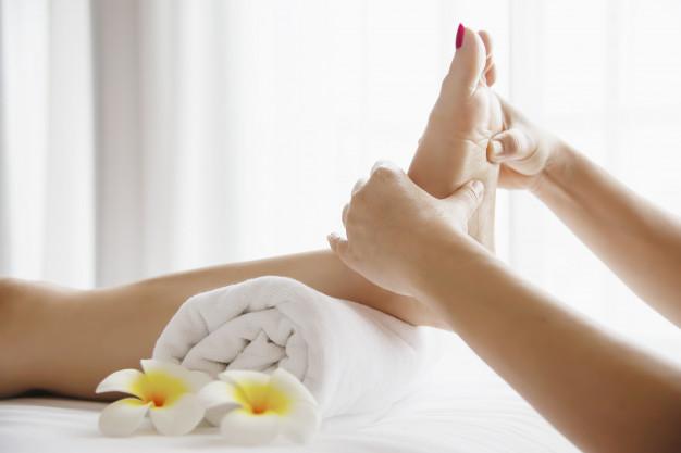 12.Foot Massage