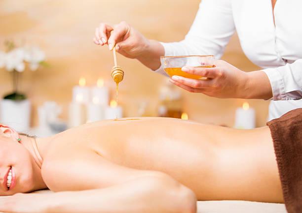 9.Honey Massage