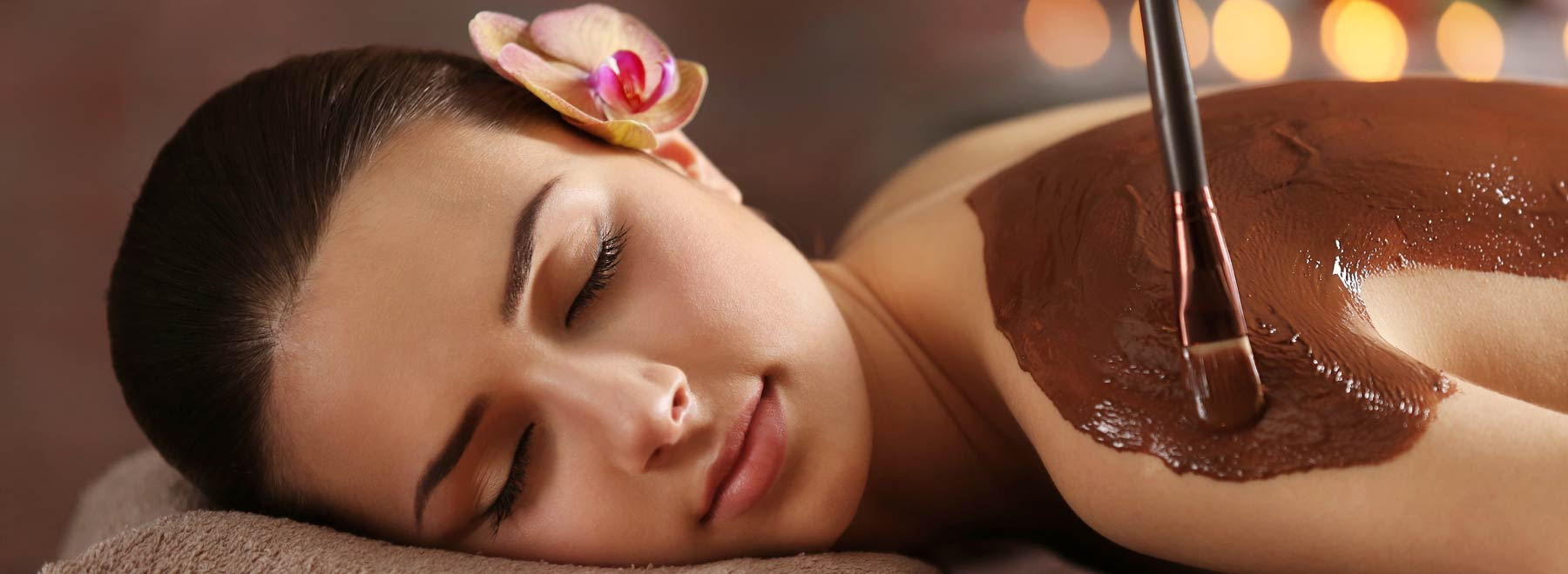 7.Chocolate Massage