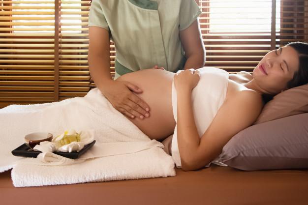14.Pregnant Women Massage