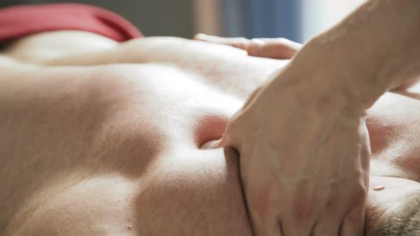 5.Sport Massage