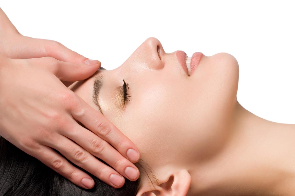 13.Facial Massage