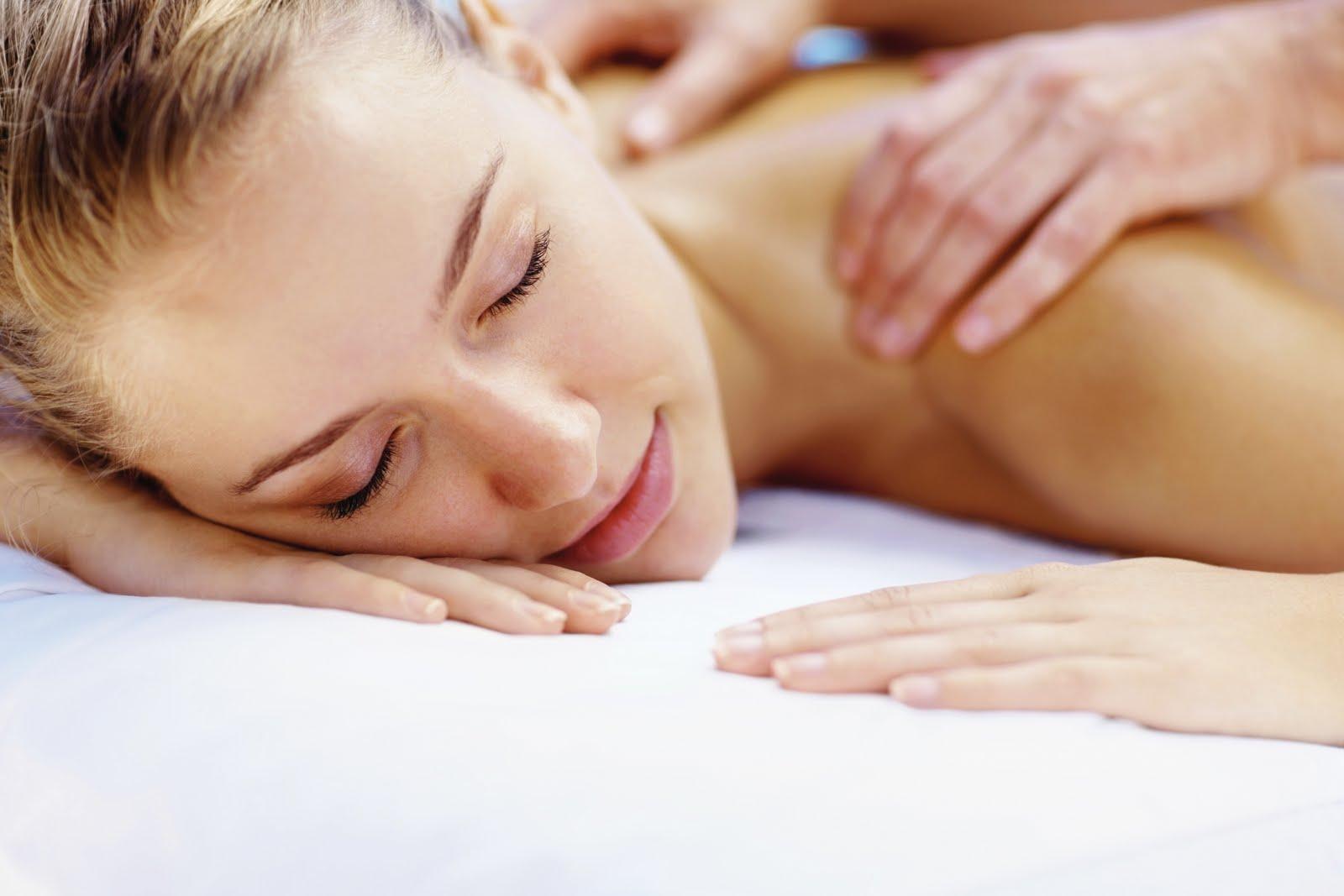 2.Relaxation Massage