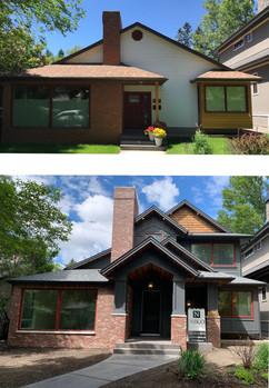 Niko Homes Second Storey Addition