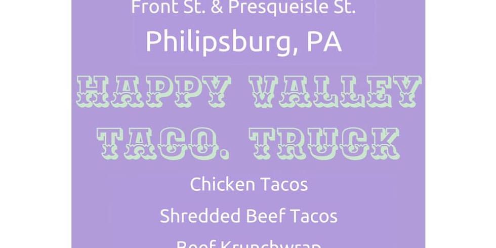 Happy Valley Taco Truck Thursday