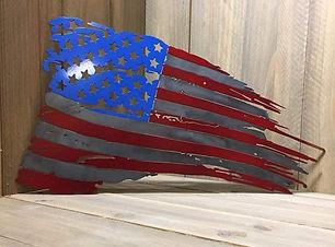 Croft Kim-1- American Flag.jpg