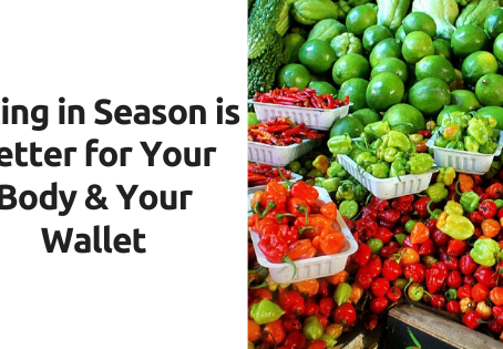Are You Eating in Season...?