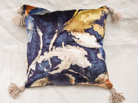 Project Idea: Throw Pillow