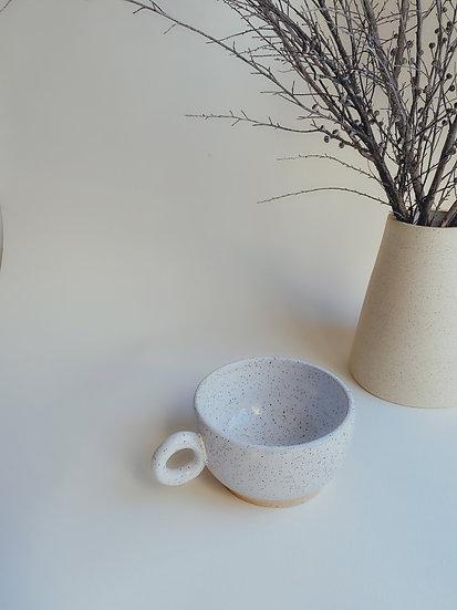 XL speckled mug 1