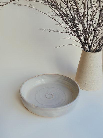 Swirl Platter 1