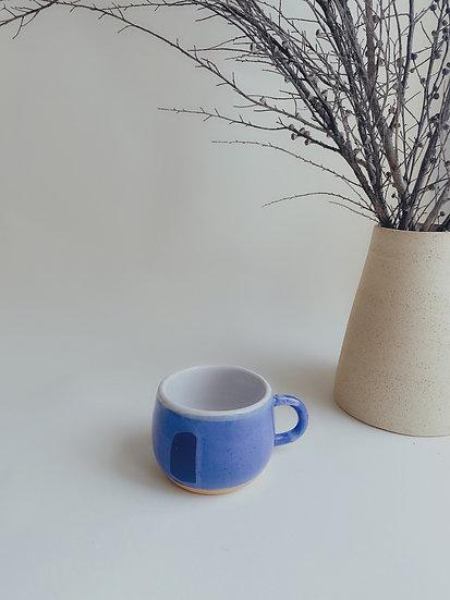 Blue Drip Mug