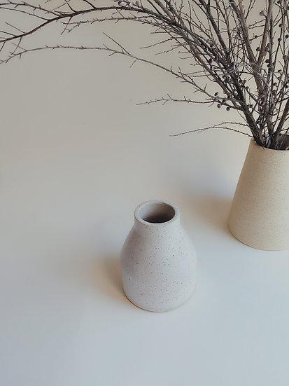 Speckled Rocket Vase