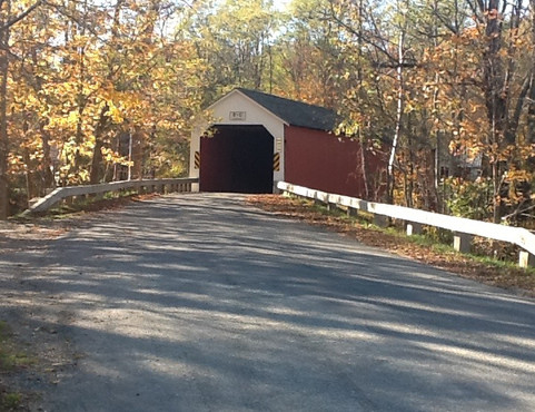 Eagleville Covered Bridge