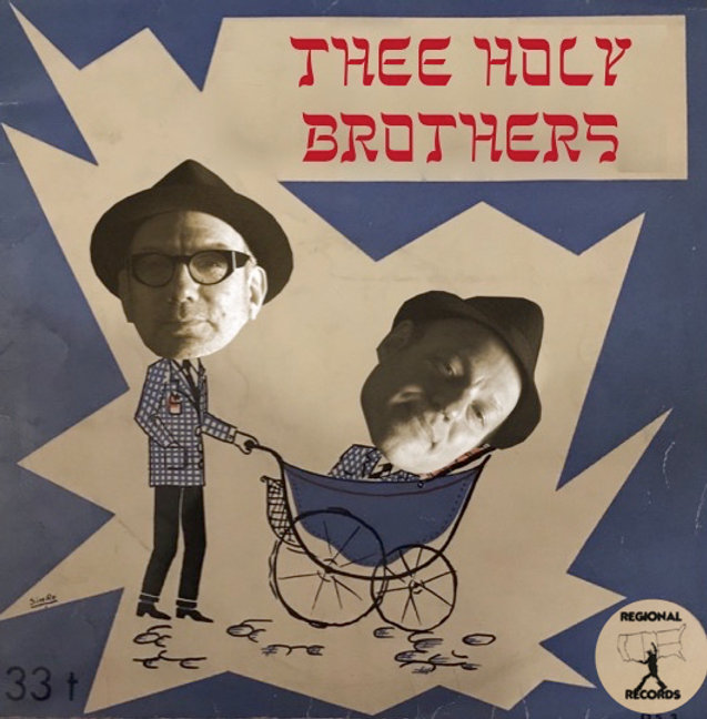 Thee Holy Brothers Carriage Cover.jpg