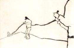 第26回 三菱商事アート・ゲート・プログラム 入選銅版画