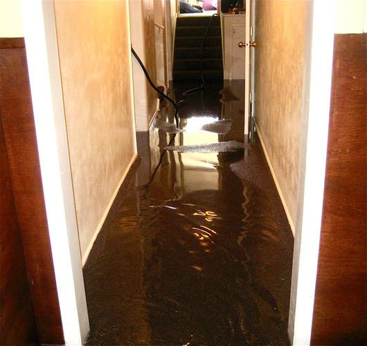 Water Leak in Home