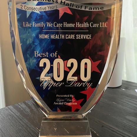 Best of 2020 Upper Darby