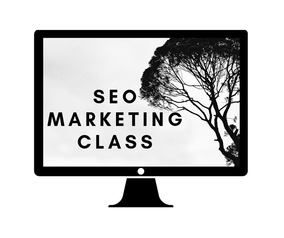 SEO Marketing Class