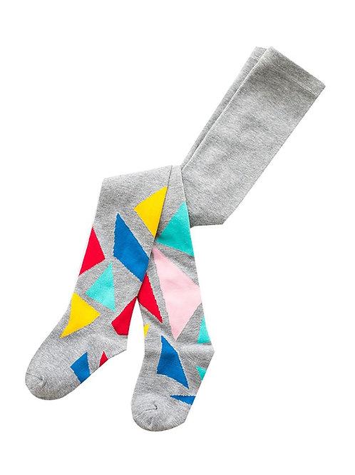 Triangle Knit Pany Hose