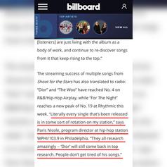 Billboard on Pop Smoke
