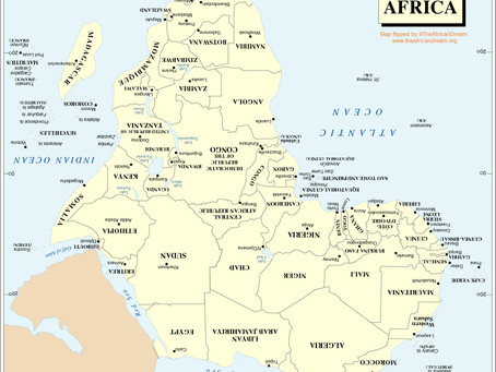 Un tour d'Afrique en 55 semaines