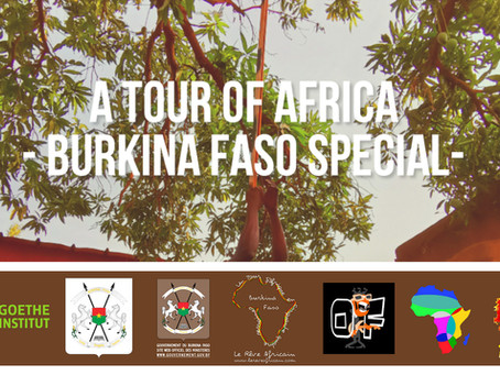 FEEDBACK TOUR OF AFRICA (TEST PHASE)