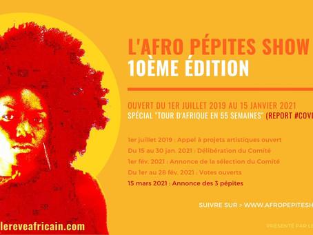 L'AFRO PÉPITES SHOW 10ème ÉDITION