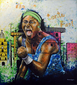 Peintre : Abdias Ngateu