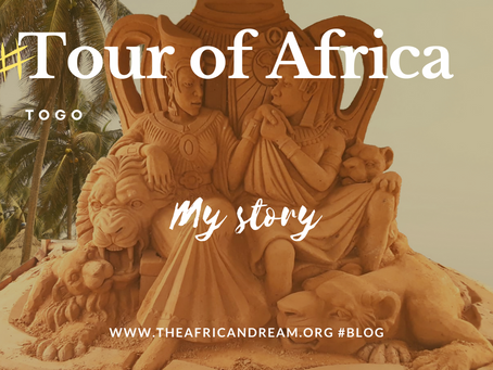 STAGE 03 #TOGO FEEDBACK TOUR OF AFRICA IN 55 WEEKS