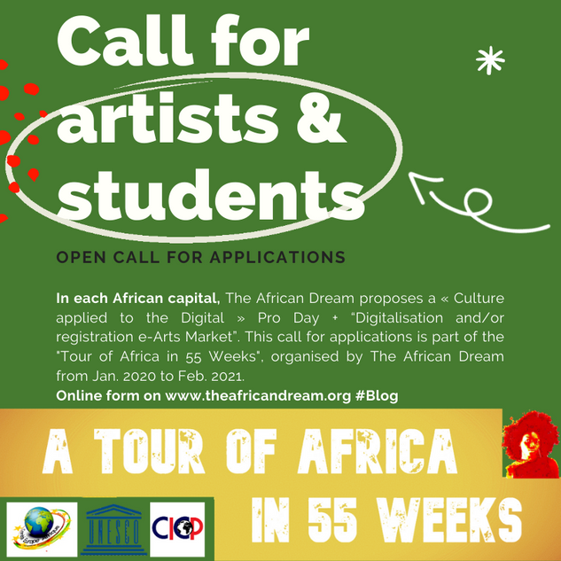 Call for Artists & students