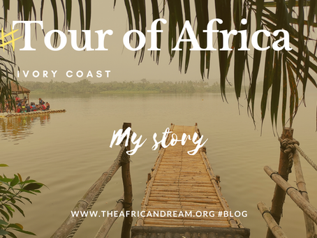 STAGE 05 #IVORYCOAST FEEDBACK TOUR OF AFRICA