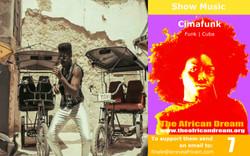 Music band: Cimafunk