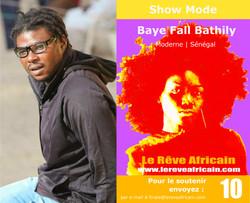 Styliste : Baye Fall Bathily