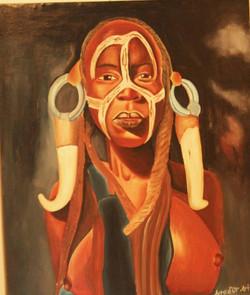 Peintre : Aruna Hamsini