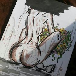 Peintre : Vimbai Chimanikire