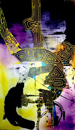 Peintre : Joey Aresoa