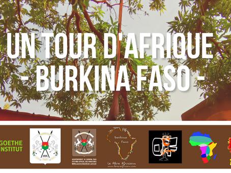FEEDBACK TOUR D'AFRIQUE (PHASE TEST)