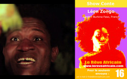 Conteur : Léon Zongo