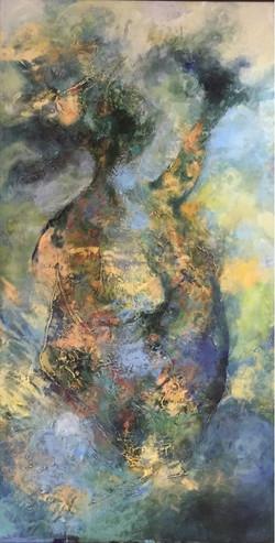 Peintre : Shams Sahbani